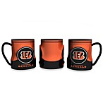 Cincinnati Bengals 20-Ounce Sculpted Team Coffee Mug