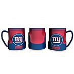 NY Giants 20-Ounce Sculpted Team Coffee Mug