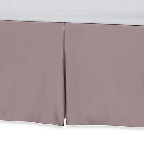 Barbara Barry Glamour Bed Skirt Collection - French Lilac