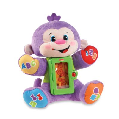 Fisher-Price® Laugh & Learn™ Apptivity™ Monkey - from Fisher Price