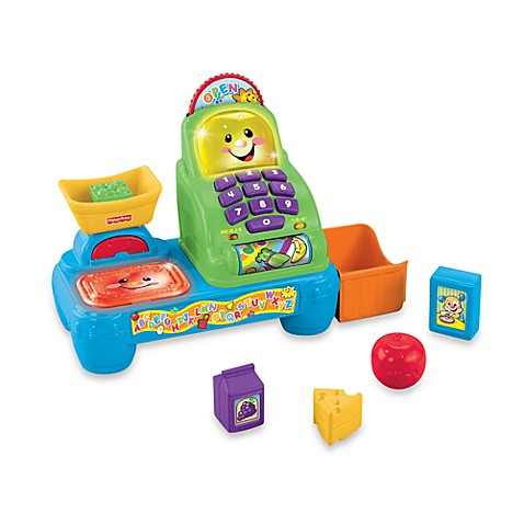 Fisher-Price Laugh & Learn™ Magic Scan Market