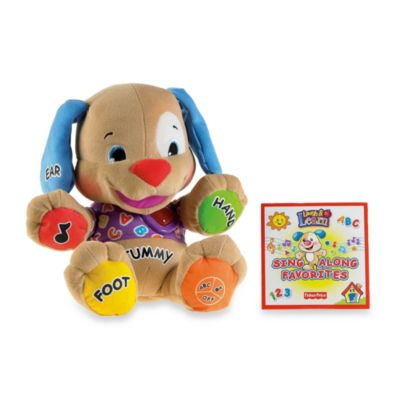 Fisher-Price® Laugh & Learn™ Love to Play Puppy™ - from Fisher Price