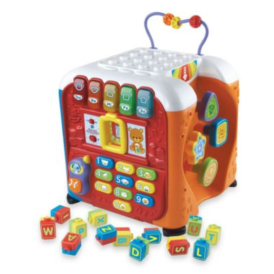 V-Tech® Alphabet Activity Cube