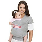 Moby® MLB™ Edition Philadelphia Phillies Wrap Baby Carrier in Grey