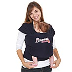 Moby® MLB™ Edition Atlanta Braves Wrap Baby Carrier in Navy