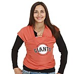 Moby® MLB™ Edition San Francisco Giants Wrap Baby Carrier in Orange