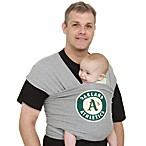 Moby® MLB™ Edition Wrap Baby Carrier Oakland Athletics in Navy