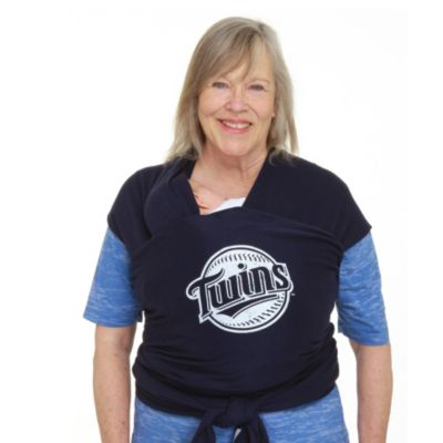 Baby Carriers > Moby® MLB™ Edition Minnesota Twins Wrap Baby Carrier in White