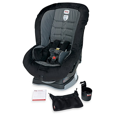Britax Roundabout 55 XE Convertible Car Seat in Onyx