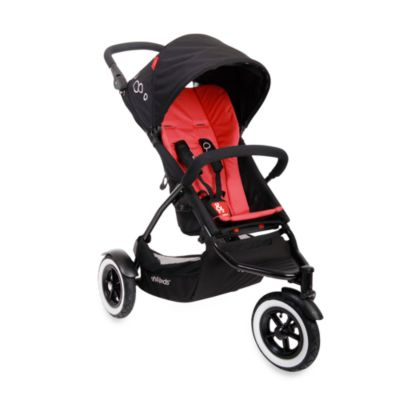 phil&teds® Dot Stroller in Red