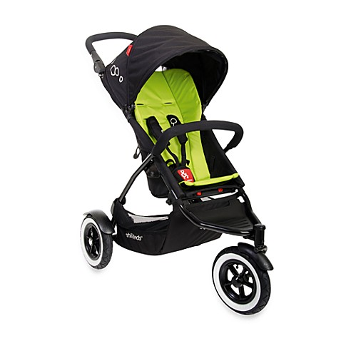 phil&teds® Dot Stroller in Green Apple
