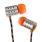 House of Marley Midnight Ravers™ In-Ear Headphones in Sun (3-Button Remote w/Mic)