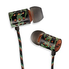 House of Marley Midnight Ravers™ In-Ear Headphones in Revolution (3-Button Remote w/Mic)