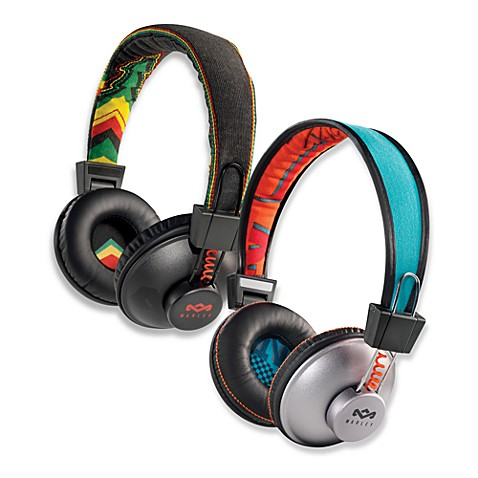 House of Marley On-Ear Headphones