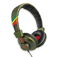 House of Marley Positive Vibration™ On-Ear Headphones in Roots
