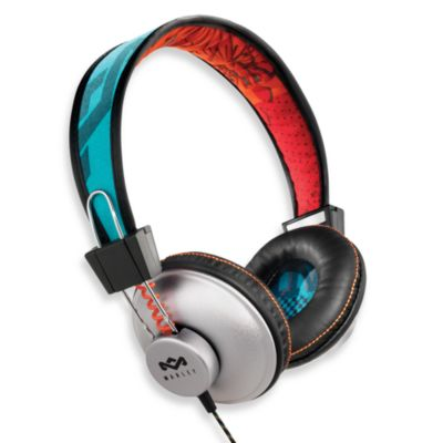 House of Marley Positive Vibration™ On-Ear Headphones in Sun