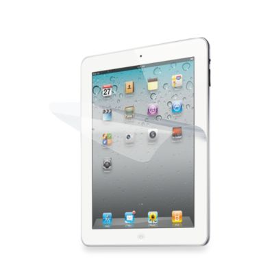 iLuv® Clear Screen Protectors for iPad® 3 and iPad® 2