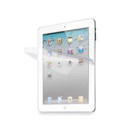 iLuv® Glare-Free Screen Protectors for iPad® 3 and iPad® 2