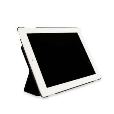 iLuv® Epicarp Slim Folio Cover for iPad® 3 in Black