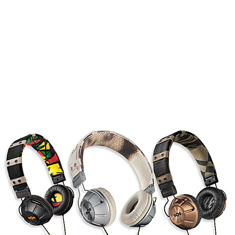 House of Marley Rebel™ On-Ear Headphones