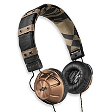 House of Marley Rebel™ On-Ear Headphone s in Midnight