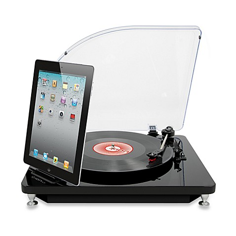 iLP Turntable Conversion System for iPad®/iPhone®/iPod®