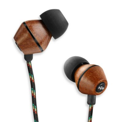 House of Marley People Get Ready™ In-Ear Headphones in Midnight