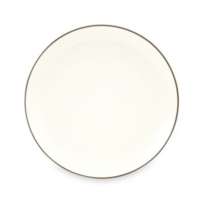 Noritake® Colorwave Chocolate 10 1/2-Inch Coupe Dinner Plate