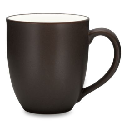 Noritake® Colorwave Chocolate 12-Ounce Mug