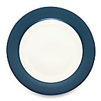Noritake Colorwave Blue Rim 11-Inch Dinner Plate