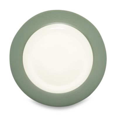 Noritake® Colorwave Green Rim 11-Inch Dinner Plate