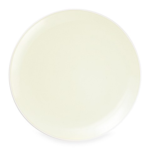 Noritake® Colorwave White 10 1/2-Inch Coupe Dinner Plate