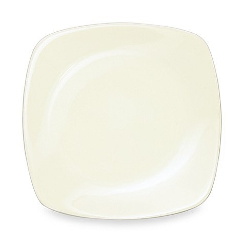Noritake® Colorwave White 10 3/4-Inch Square Dinner Plate