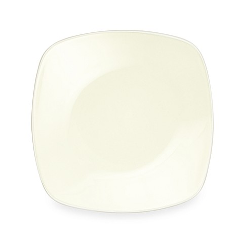 Noritake® Colorwave Square Salad Plate in White
