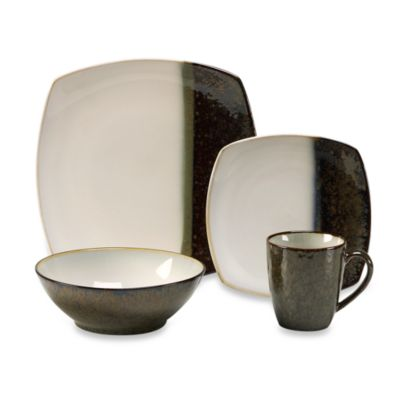 Metallic Sets of Dinnerware