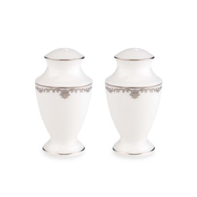 Lenox® Coronet Platinum™ Salt & Pepper Shaker Set
