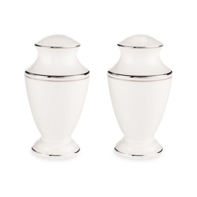 Lenox® Federal Platinum Salt & Pepper Shakers