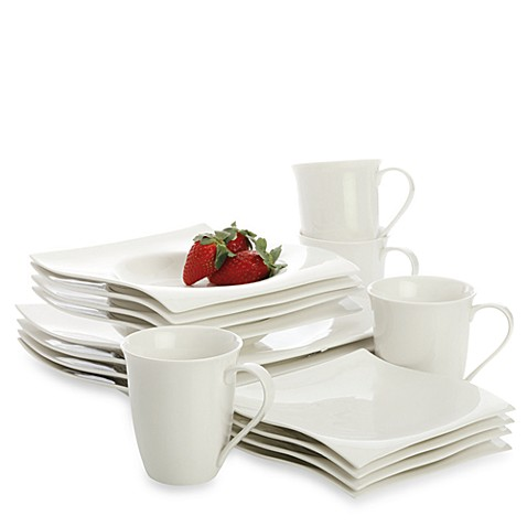 Piece Dinnerware Set Bed Bath And Beyond