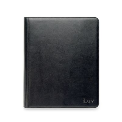 iLuv® CEO Folio Multipurpose Case