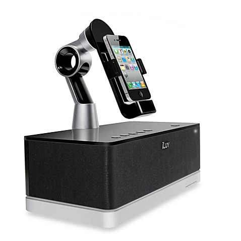 iLuv WorkStation™ Pro for iPadiPhone and iPod in Black
