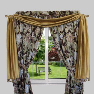 Austin Horn Classics Wonderland Window Scarf Valance