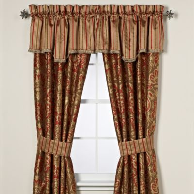 Austin Horn Classics Botticelli Scalloped Window Valance