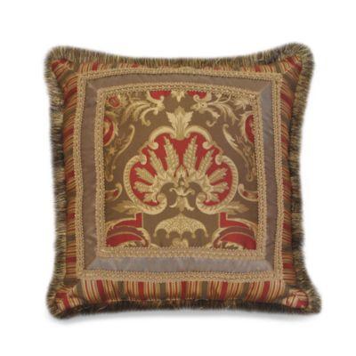 Austin Horn Classics Botticelli Square Throw Pillow