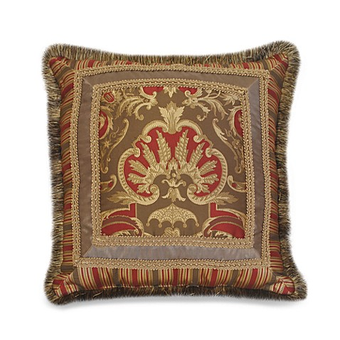 Austin Horn Classics Botticelli Square Throw Pillow