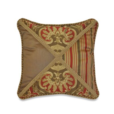Botticelli Square Throw Pillow