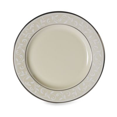 Lenox® Pearl Innocence™ Butter Plate in Platinum