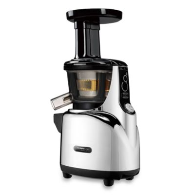 Kuvings® NS-950 Silent Juicer in Chrome