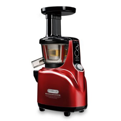 Kuvings® NS-940 Silent Juicer in Red Pearl