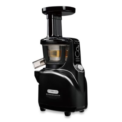 Silent Juicer in Black Pearl