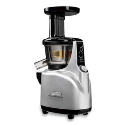 Kuvings® NS-850 Silent Juicer in Silver Pearl
